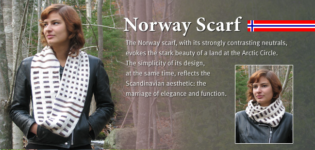 Norway Scarf